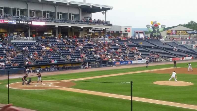 PNC Field, Abschnitt: 15, Reihe: 13, Platz: 13