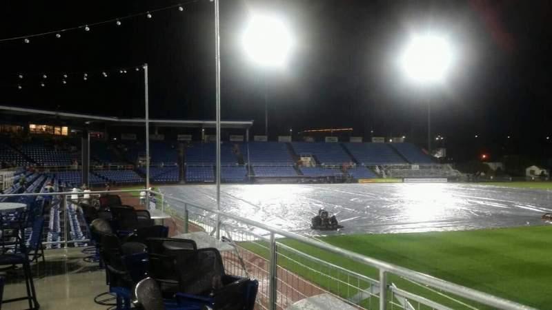 NYSEG Stadium, Abschnitt: deck
