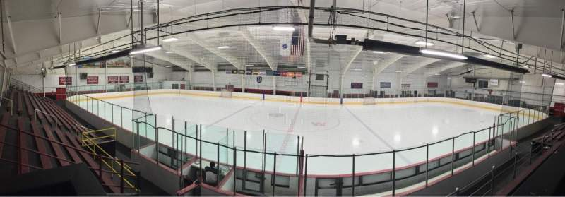 Sitzplatz-Aussicht für John A. Ryan Arena