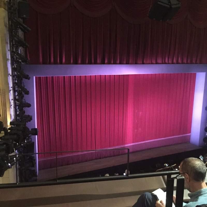 Sitzplatz-Aussicht für Samuel J. Friedman Theatre Abschnitt Mezz Reihe A Platz 1