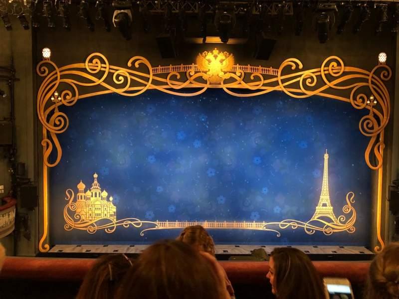 Broadhurst Theatre, Abschnitt: MEZZC, Reihe: C, Platz: 106