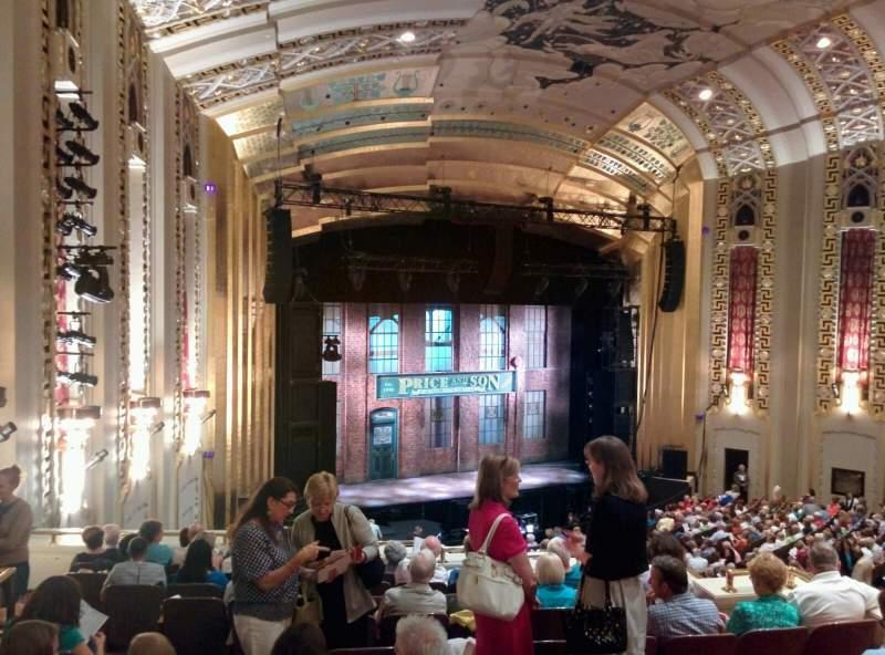 The Bushnell Center for the Performing Arts - Mortensen Hall, Abschnitt: Mezzanine, Reihe: D, Platz: 108